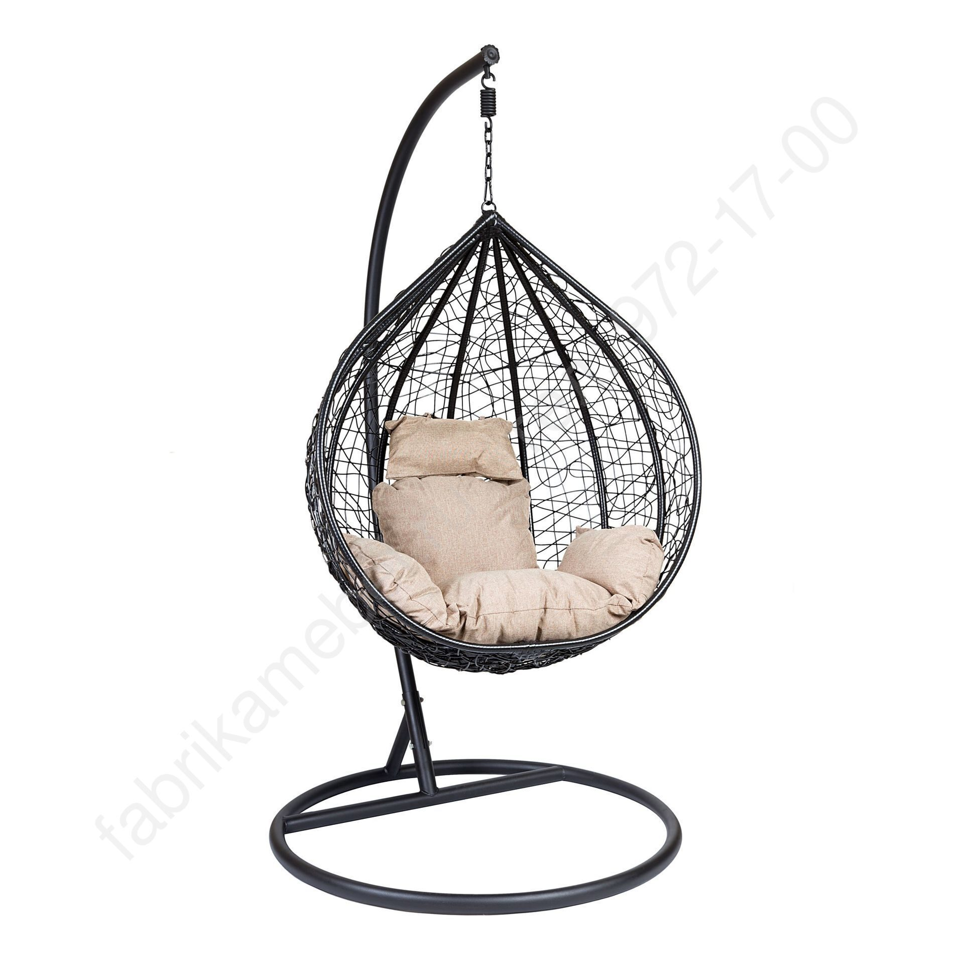 Z-03_B_hanging_chair_black_grey