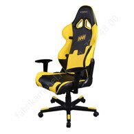 Кресло DxRacer R серия RACING OH/RE21/NY/NAVI желтый