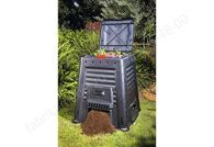 Компостер Keter MEGA COMPOSTER 650 L WITHOUT BASE