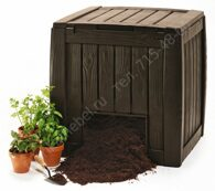 Компостер Keter DECO COMPOSTER WITH BASE 340 L